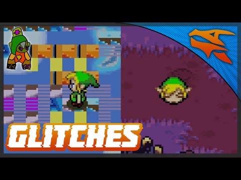 The Legend of Zelda: The Minish Cap Glitches - Glitch Please | DarkZone