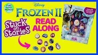 Disney's Frozen 2 Stuck on Stories Read Along