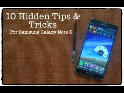 1. Galaxy Note User Manual for International Variants (GT-N700X English)