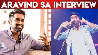 Lungi Dance-க்கு கொலை மிரட்டல் ?  | Aravind SA | Standup Comedy | Chapathi Song