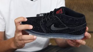 Insatisfecho Amedrentador Facturable  Nike SB Flash Pack 2015 Skate Shoes Review - Tactics.com - YouTube