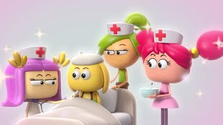 AstroLOLogy | A Sick Patients Dream Scenario | Chapter: Holiyay! | Compilation | Cartoons for Kids