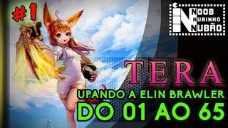 TERA - UPANDO A ELIN BRAWLER DO 01 AO 65, PARTE 01 - CRIANDO A PERSONAGEM, PRIMEIRAS QUESTS