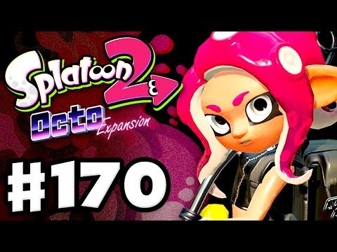 Octo Expansion DLC! Line A! - Splatoon 2 - Gameplay Walkthrough Part 170 (Nintendo Switch)