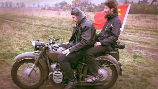 "Korrupte Wohnraumlenkung ""Motorrad aus der UdSSR"" Musikvideo"