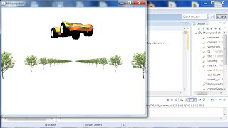 How to Fly a Car in Java 3D (with Source Code)/空飛ぶ自動車