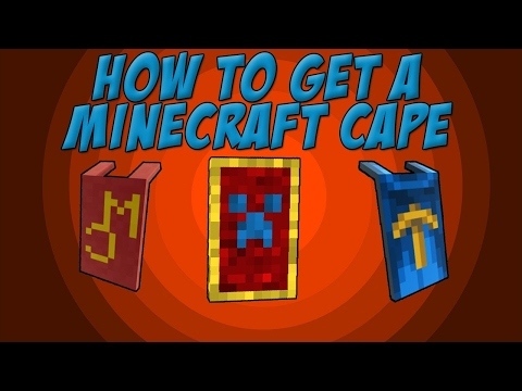 Minecraft How To Get A Cape