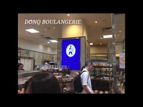 MENTAIKO BUN?! CREATIVE JAPANESE FRENCH BAKERY IN SINGAPORE - DONQ BOULANGERIE | THE HUNGRY MYNAH