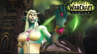 World Of Warcraft Legion The Return Of Queen azshara
