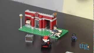 Kre-O Sonic Motion Compatible CityVille Invasion Bank Bandit Bust