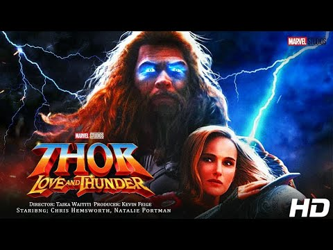THOR : LOVE AND THUNDER | Official Concept Trailer | Natalie Portman, Chris Hemsworth | Fanmade