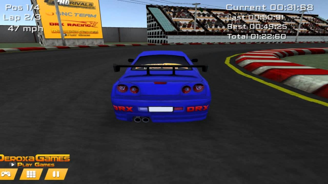 Pro Rivals Games Car Racing Game Online Play Youtube