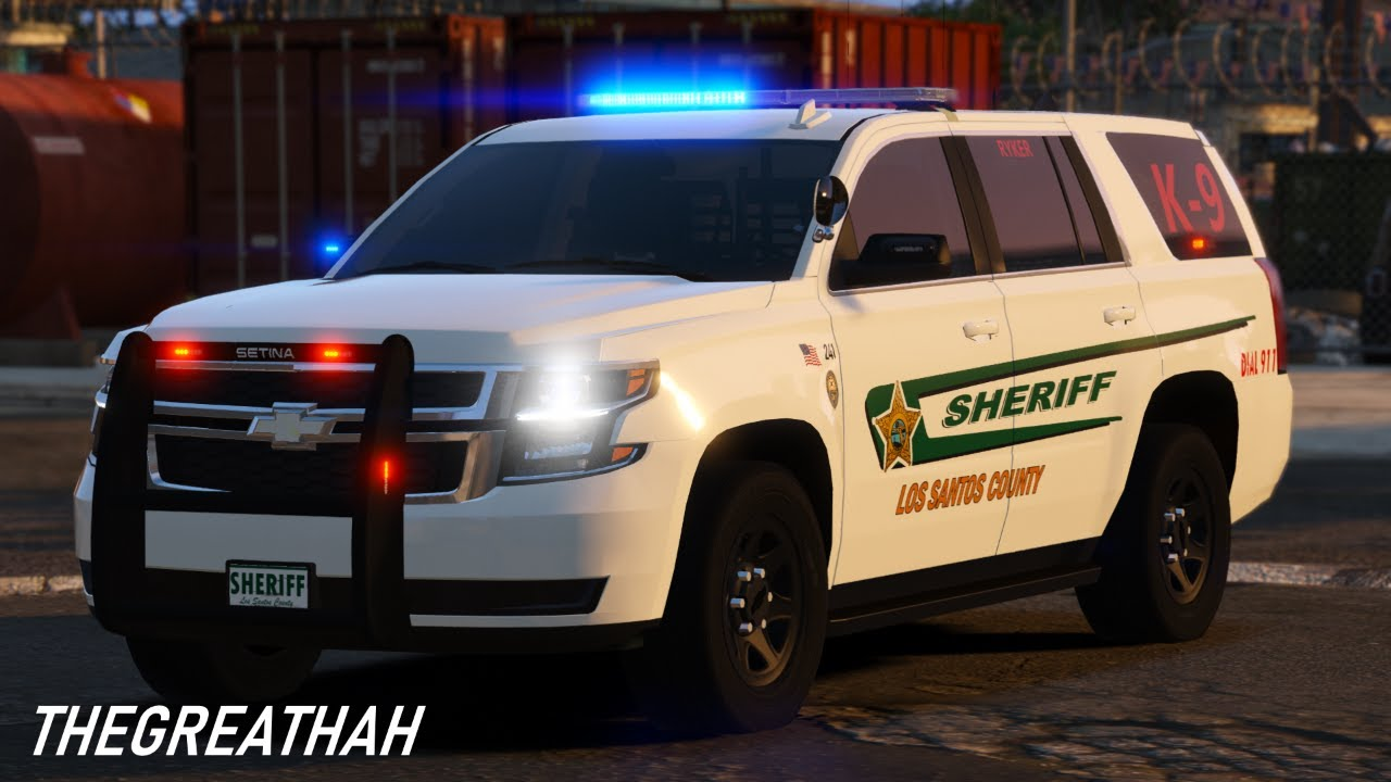 Los Santos County Sheriff's Office Vehicle Pack