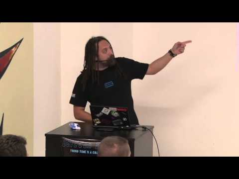 BalCCon2k15 - Goran Mekic - What is hackerspace