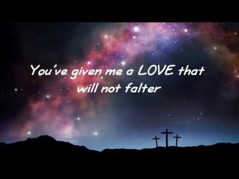 Your Love Will Never Fail