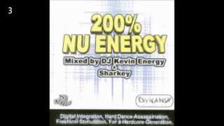 200% Nu Energy - Mixed By Kevin Energy & Sharkey