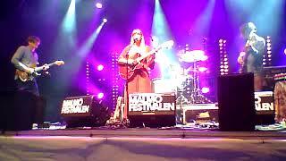 Courtney Marie Andrews - 15 Highway Lines / Irene  (live Malmöfestivalen)
