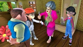 Scary Teacher 3D New Update New Chapter New Levels (Android,iOS)