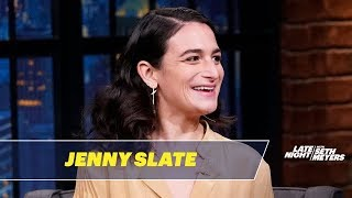 Jenny Slate's Hometown Celebrated Her Engagement