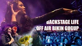 #MJVLOG4 - BACKSTAGE SITUATION, OFF AIR BESAR SUMPAH BIKIN GUGUP!!! MP3