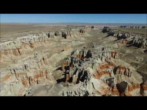 Coal Mine Canyon. Tuba City, Arizona.