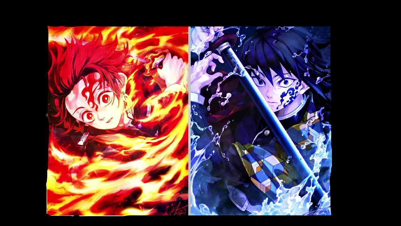 Kimetsu No Yaiba Wallpaper Engine Youtube