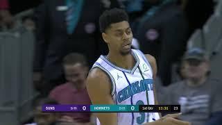 2nd Quarter, One Box Video: Charlotte Hornets vs. Phoenix Suns