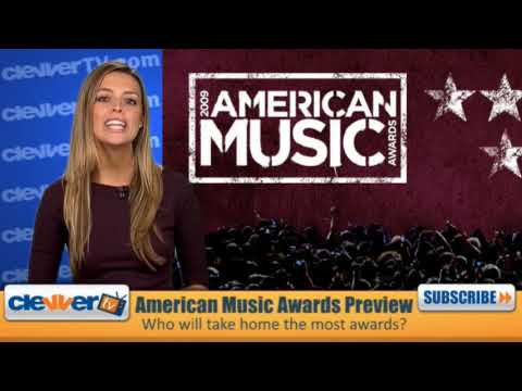 American Music Awards 2009 Preview