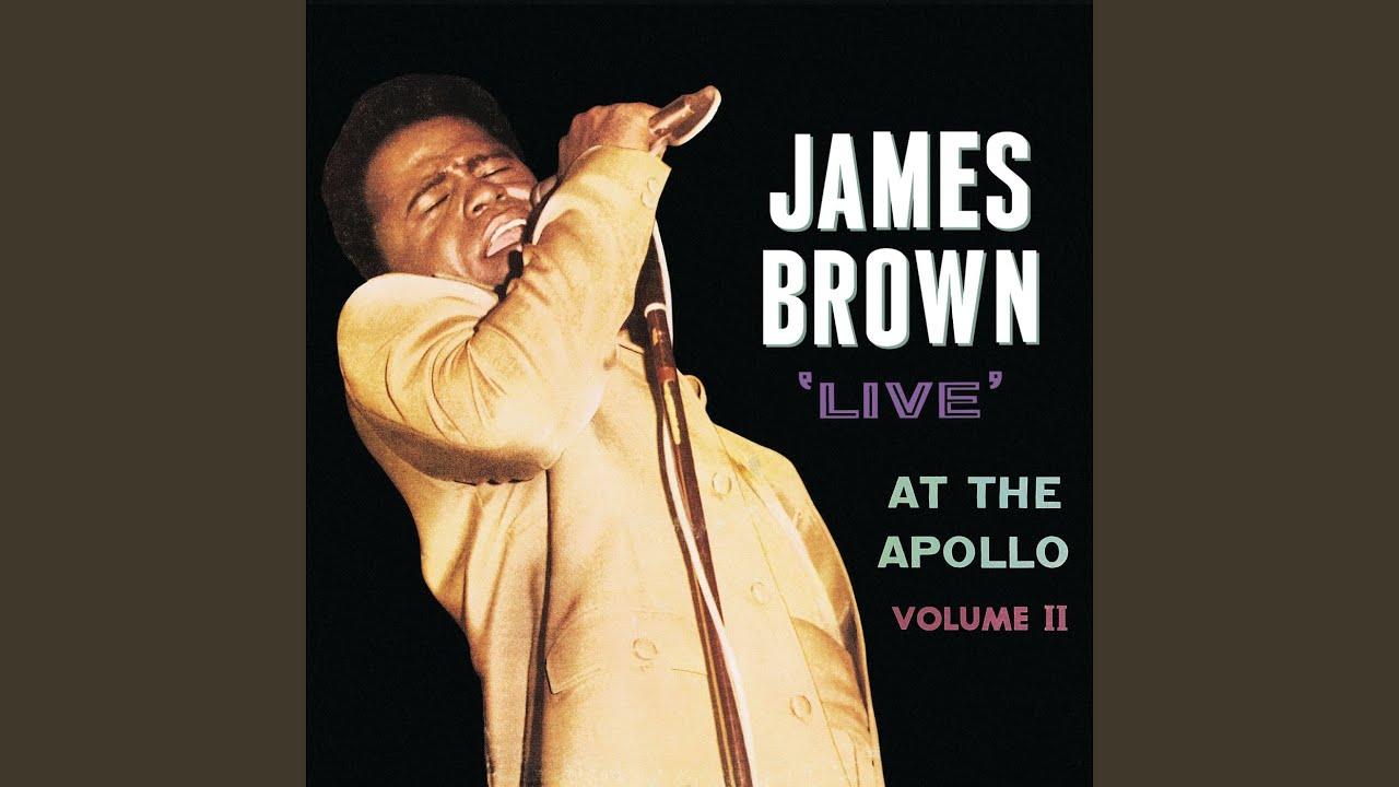 Download Prisoner Of Love (Live At The Apollo Theater/1967)