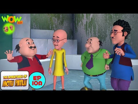 Ice Factory - Motu Patlu in Hindi - 3D Animation Cartoon for Kids -As seen on Nickelodeon thumbnail