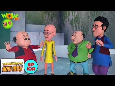 Ice Factory - Motu Patlu in Hindi - 3D...