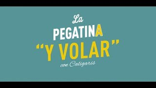 La Pegatina - Y Volar (feat. Caligaris) (Lyric Video)