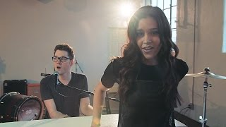"Gambar cover ""Stand By You"" - Rachel Platten [Alex Goot, Megan Nicole & Kurt Schneider]"