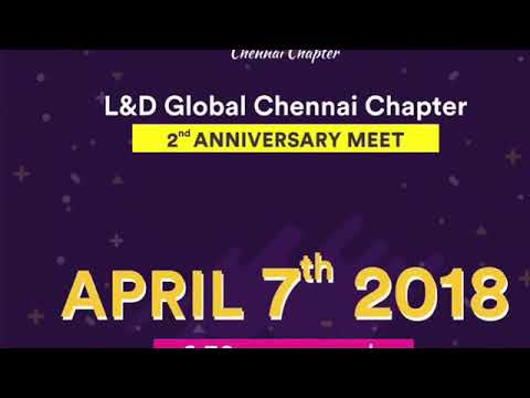 Learning & Development Global - Chennai Chapter