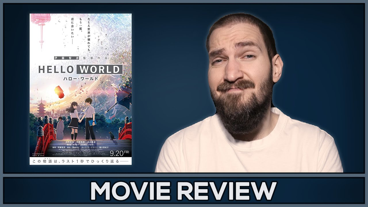Download Hello World - Movie Review - (No Spoilers)