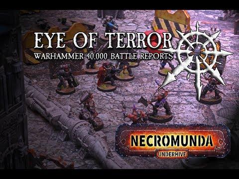 Necromunda: Underhive - Campaign: Cycle 1 Match - Van Saar Vs. Goliath