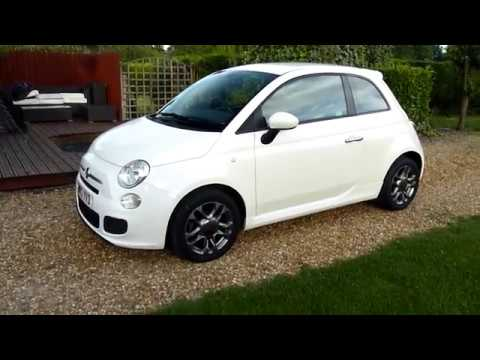 Video Review of 2013 Fiat 500 S for Sale sDSC Specialist Cars Cambridge UK