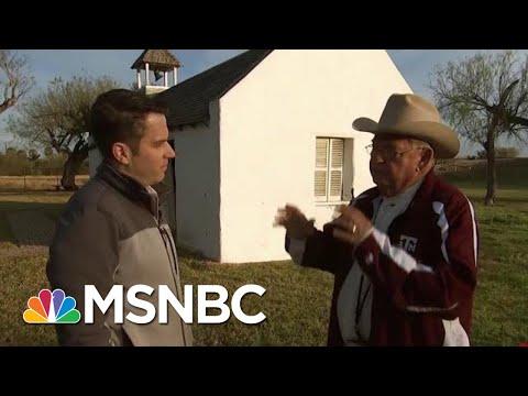 Texas Church Stands In Way Of President Donald Trump's Border Wall | Morning Joe | MSNBC