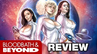 Space Babes from Outer Space (2017) - Movie Review