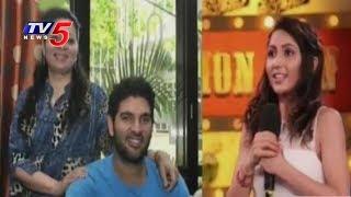 యువరాజ్ సింగ్పై గృహహింస కేసు | Domestic Violence Case Filed Against Yuvraj Singh | TV5 News