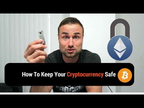 How To Keep Your Cryptocurrency Safe