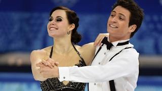 Tessa Virtue, Scott Moir Short Dance | Sochi 2014 | CBC Sports