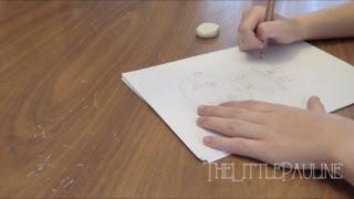 Lalaloopsy Sprinkle Spice Cookie Speed Drawing
