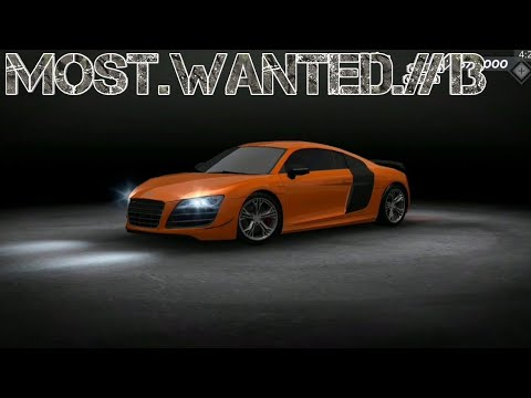 Need For Speed Most Wanted Playthrough #13 Audi & Bugatti Veyron 16.4 Supersport - 동영상