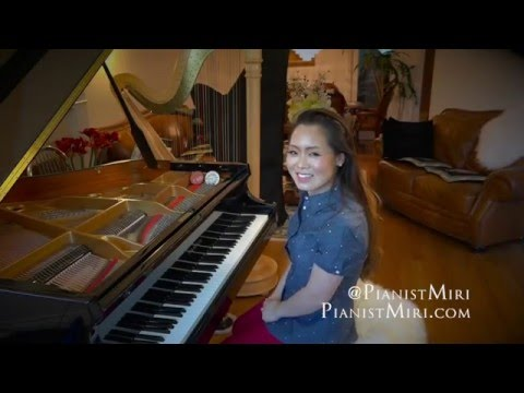 Adele - All I Ask | Piano Cover by Pianistmiri 이미리 - YouTube