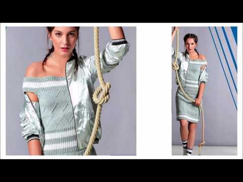 Вязаное Платье - С Чем Носить. Где Купить Вязаное Платье? - Youtube [Вязаное Платье С Оленямииз YouTube · Длительность: 1 мин29 с