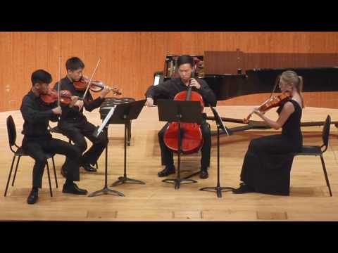 Mendelssohn's Adagio-Allegro vivace from his Op. 13 String Quartet in A Minor