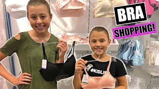 teen shopping vlog
