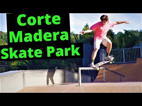 Corte Madera Skate Park Tour