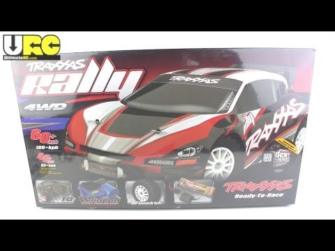 Traxxas 1/10th Scale Rally Unboxed (NOT A Review)